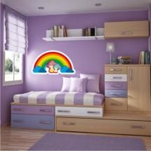 Mushroom rainbow