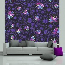Wallpaper Violet