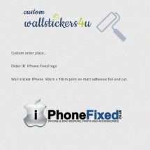 Iphone Fixed Logo