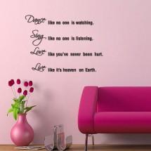 Dance Sing Love Live