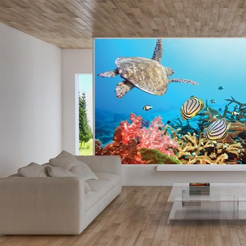 Wallpaper Caribbean sea