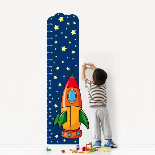 Height measure Rocket