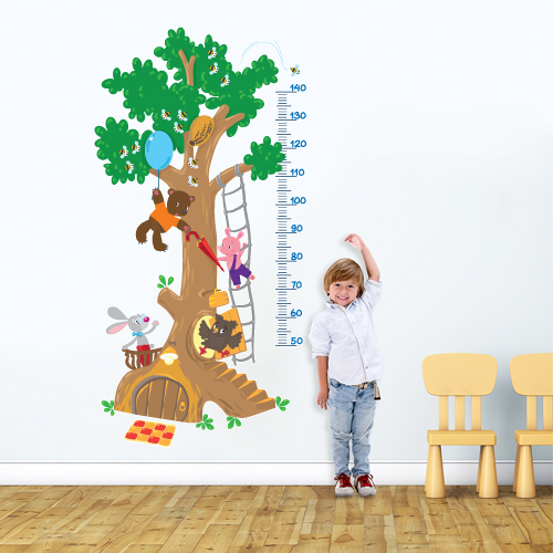 Height measure Tree