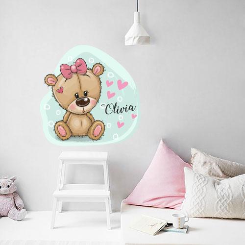 Cute Teddy Girls