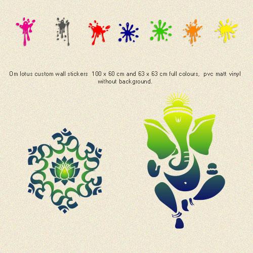 Om lotus