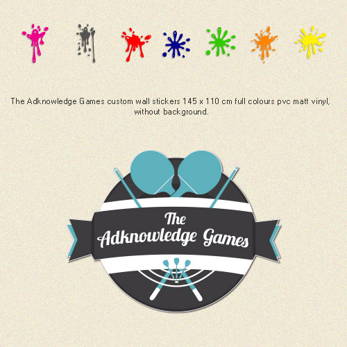 The Adknowledge Games
