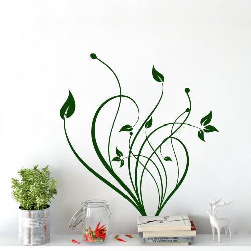 Floral Leaf