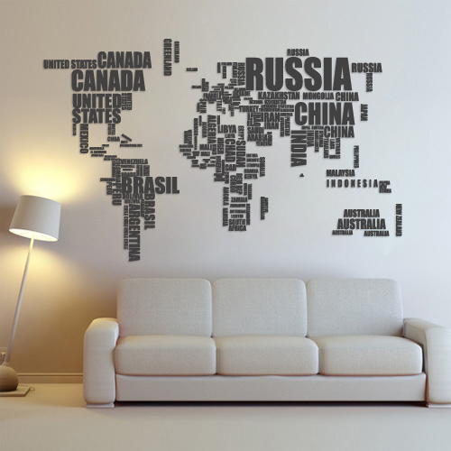 Country Map