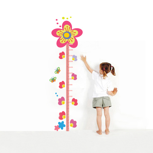Height measure Flower