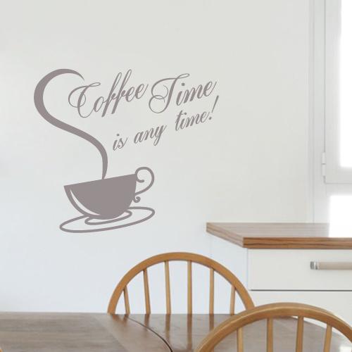 Coffee Time Gray